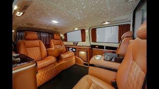 Mercedes Benz V Class VIP Design VVD1016 By TRIMO