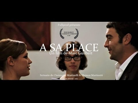 IF I WERE YOU  A short feature film with Denis Ménochet & Delphine Benattard English subtitles