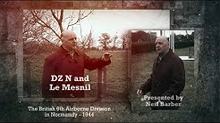 British 6th Airborne - DZ N and Le Mesnil