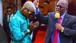 Kwanini Una nyoa Vibaya haya marangi yatoeMagufuli amwakia Harmonize,Tuzo yako ni Gold....mp3