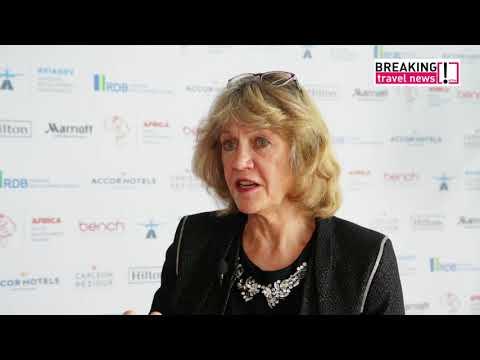 Gillian Saunders, global leader, Hospitality & Tourism, Grant Thornton