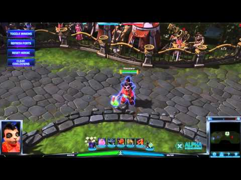 Heroes of the Storm - Li Li Stormstout ( Voice Over Quotes )