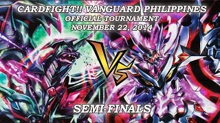 Abyss Revenger Vs Glendios - Cardfight!! Vanguard Philippines