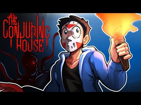 The Conjuring House - THE LAST EPISODE! CAN I ESCAPE??? Ep.8
