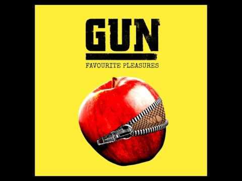 GUN - 'Favourite Pleasures' (Audio)