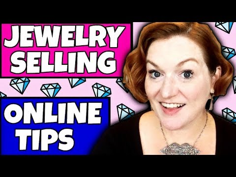 Jewelry Buying and Selling Online - Live YouTube Jewelry Auctions - Pop Up Jewelry Shops