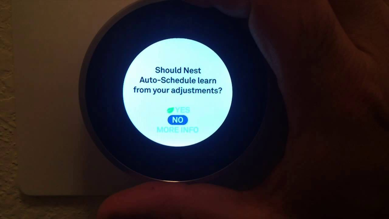 Nest Thermostat issues