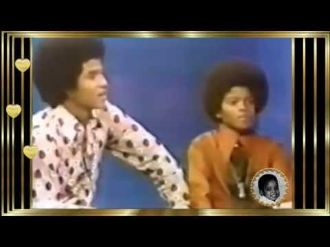 Jackie and Michael Jackson *❃*  1972 Rare Interview *❃* With Robert Abernethy *❃*