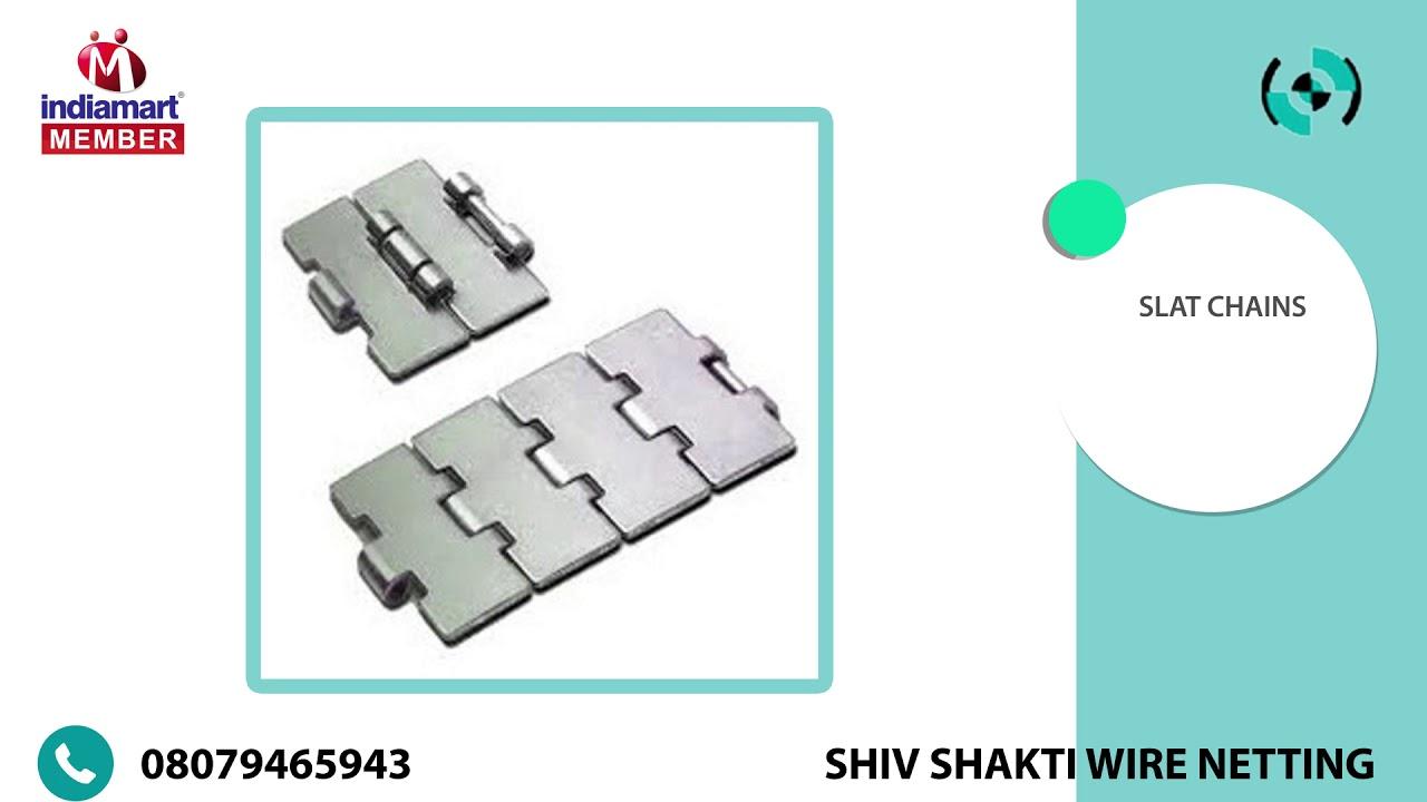 Industrial Belts by Shiv Shakti Wire Netting, Mumbai - YouTube