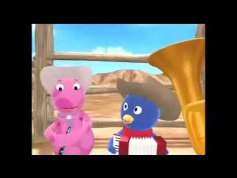 Los backyardigans-