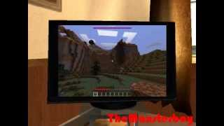 GTA San Andreas Loquendo || CJ juega Minecraft thumbnail