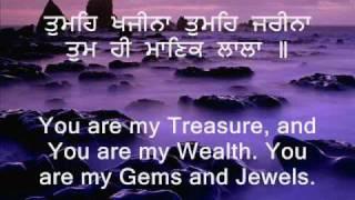 AWESOME SHABAD-Rasna Japti Tuhi Tuhi (Must Listen)