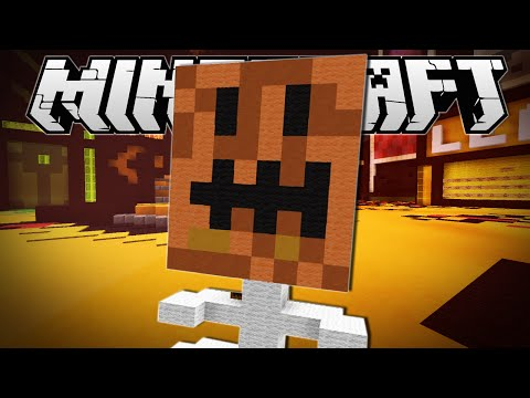 Minecraft | THE UGLY PUMPKIN | Build Battle Minigame - YouTube