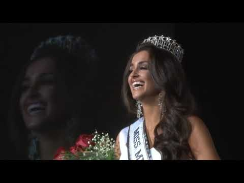 2018 MISS MISSISSIPPI USA CROWNING MOMENT