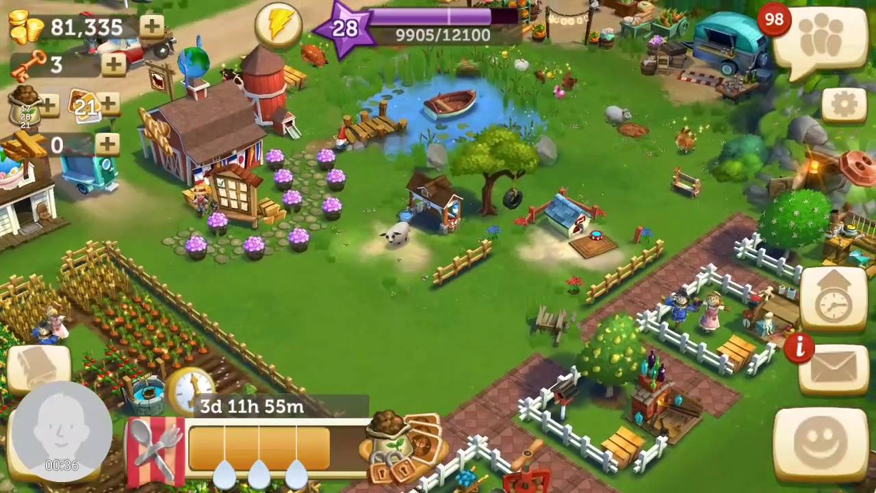 Review Farm Ville 2 : Country Escape, Game Pertanian yang Menguji Kesabaran