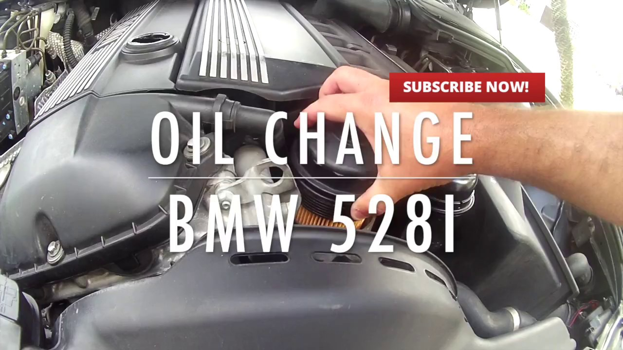 hight resolution of oil change bmw 528i