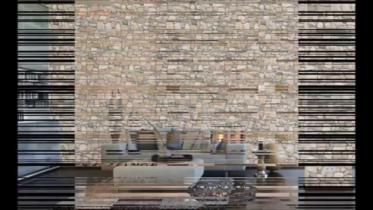 Tv Ünitesi Arkası Duvar Kağıdı Dekorasyonları 2019