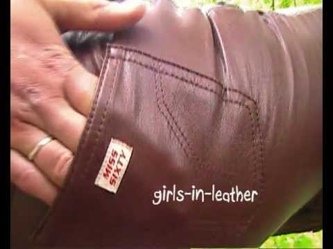 you love miss sixty leather pants?
