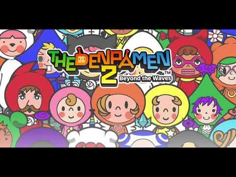 Denpa Men 2 Beyond The Waves Extended Ost World Map Youtube