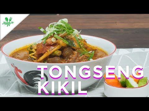 Resep Tongseng Kikil
