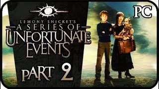 Lemony Snicket's A Series of Unfortunate Events Walkthrough Part 2 (PC)