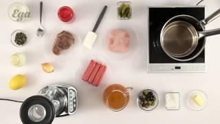 Солянка мясная сборная — подробный рецепт