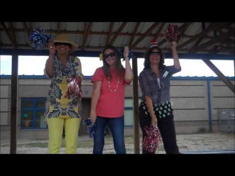 Cedar Ridge Elementary Happy Dance 2014