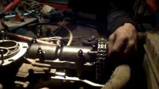 Ваз 2121 Нива ,перескочила цепь ГРМ.