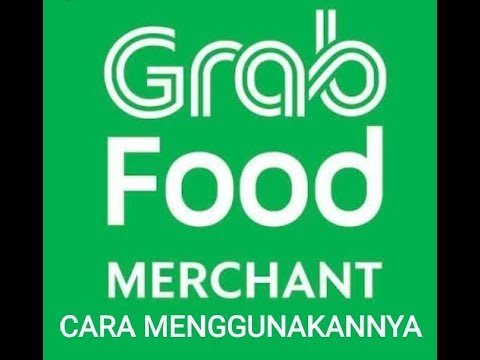 Cara Menggunakan Aplikasi Grabfood Merchant Lengkap Youtube