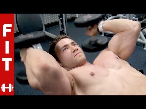 GIANT SETS FOR GIANT ARMS - BICEPS AND TRICEPS