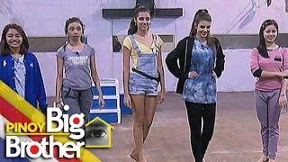 PBB Season 7 Day 81: Kisses, Maymay at Vivoree, napasin ang galing nina Stephanie at Maria