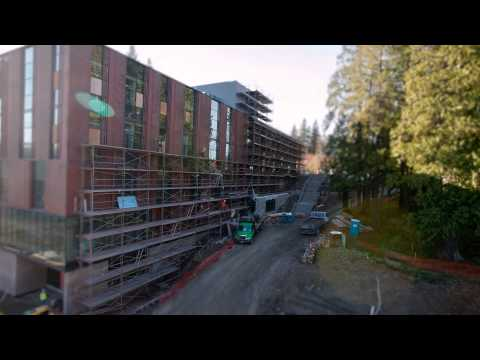 UW Bothell's Discovery Hall Revealed