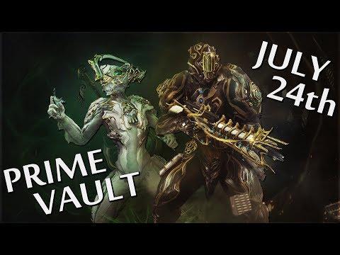 Warframe - Prime Vault Unsealed - Rhino Prime & Nyx Prime thumbnail