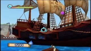 PlanetNintendo.it // Pirate Blast (Wii) - Trailer