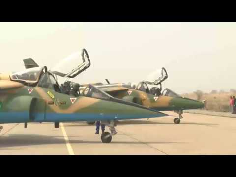 NAF DEPLOYS TO SENEGAL TO ENFORCE ECOWAS MANDATE IN THE GAMBIA