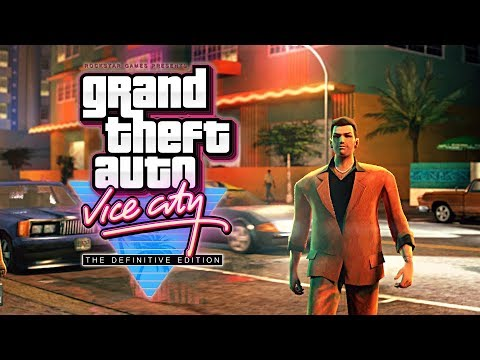 Grand Theft Auto: Vice City - Remastered Trailer (fan-made)