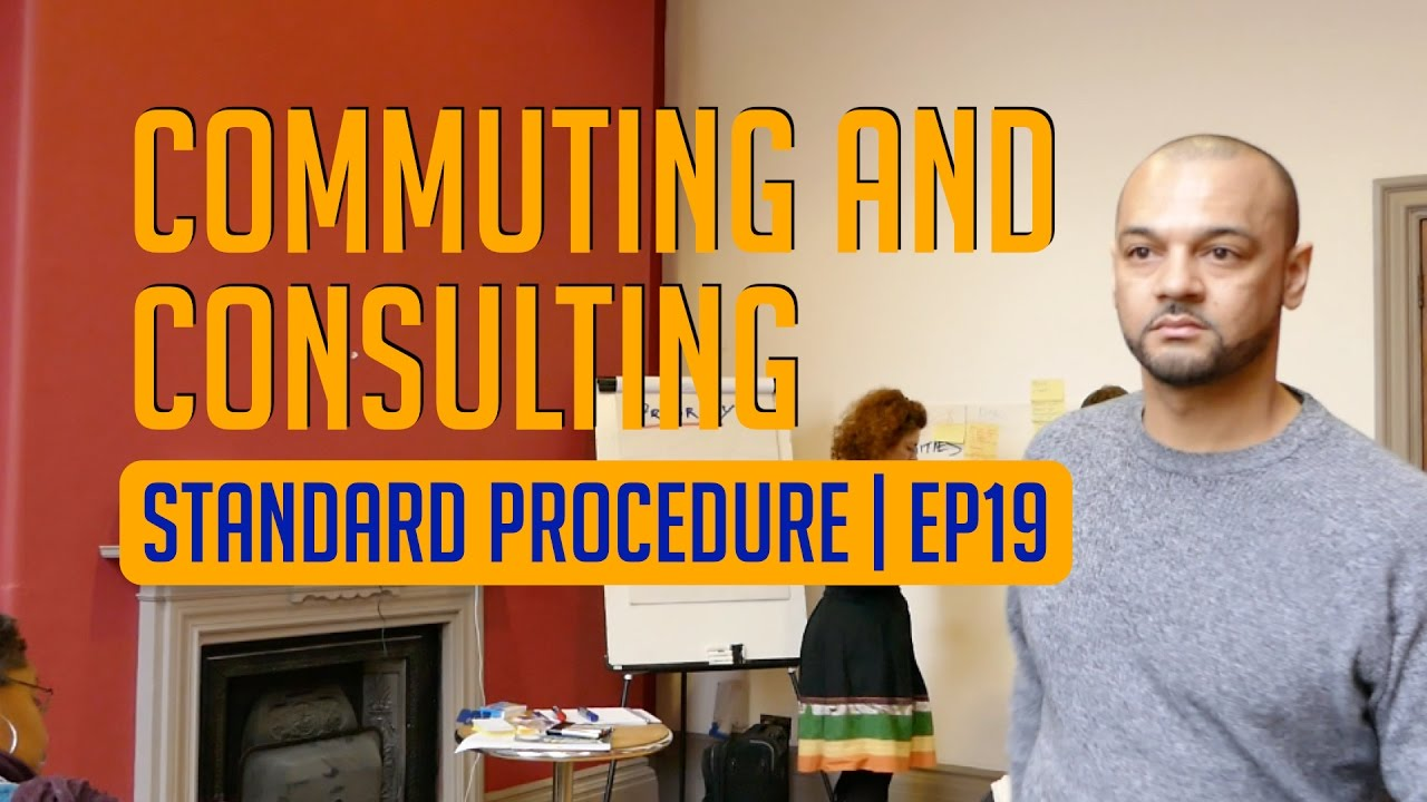 Commuting and consulting standard procedure with tony for Ep ptable queue proc