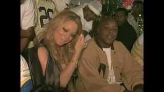 Mariah Carey & Jadakiss MTV Interview 2004 on set of U Make Me Wanna video
