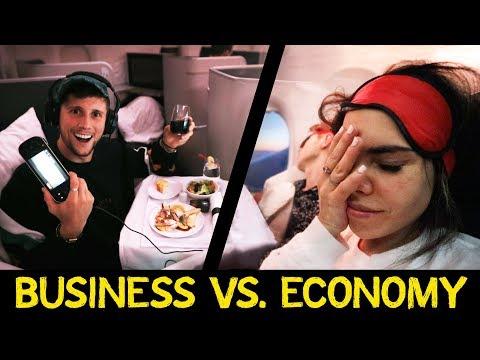 Flying Business VS