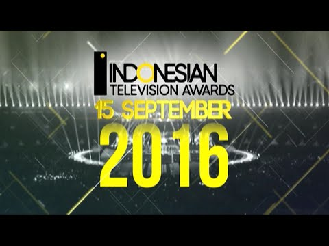Cover Lagu Indonesian Television Awards Malam Puncak