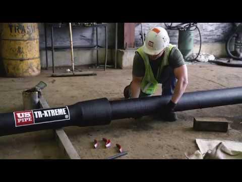 U.S. Pipe: TR XTREME Seismic Pipe (ERDIP) Installation