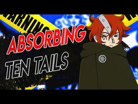 The New Ten Tails Jinchuuriki In Boruto Naruto Next Generations Should Be Code!?