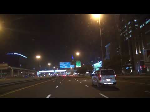 Dubai Night Drive | Dubai UAE 🇦🇪