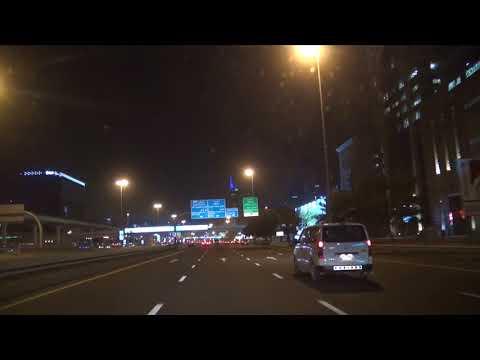 Dubai Night Drive | Dubai UAE 🇦🇪