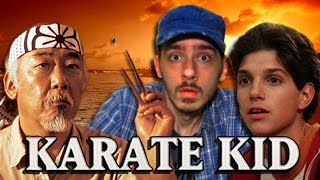 Karate Kid - ANÁLISE DO FILME