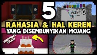 ✔ 5 RAHASIA & HAL KEREN di MCPE yg Kamu Harus Ketahui [] Minecraft PE 1.2