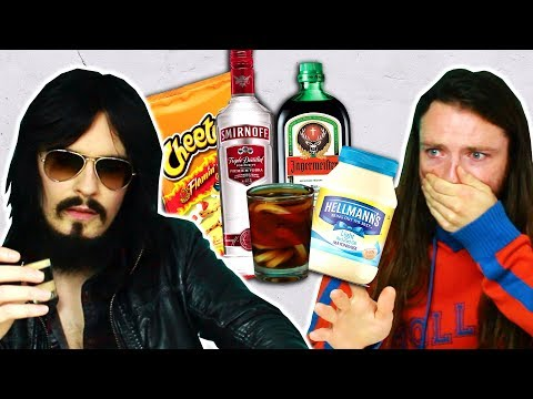 Irish People Try The Most Disgusting Alcohol Shots