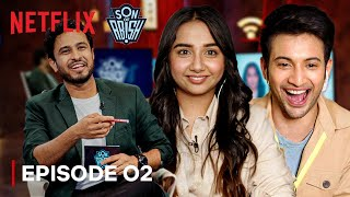 Son of Abish ft. Rohit Saraf, Prajakta Koli & Bad Internet | Netflix India
