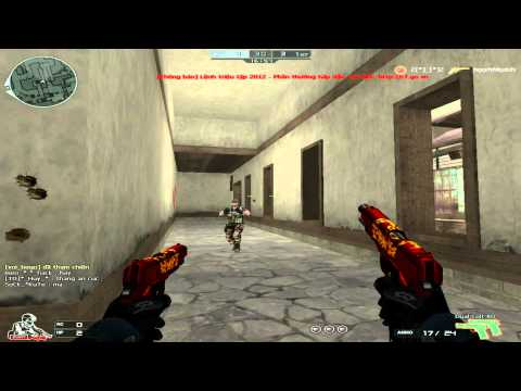 Cross Fire Vietnam (Đột Kích)|Dual Colt-RD (Dual Colt - Red Dragon) Gameplay