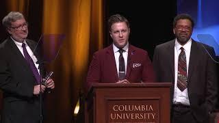 A.J. Lagoe - 2018 duPont-Columbia Awards Acceptance Speech